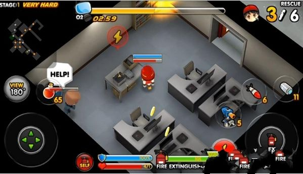 X消防员安卓官方版游戏下载图2: