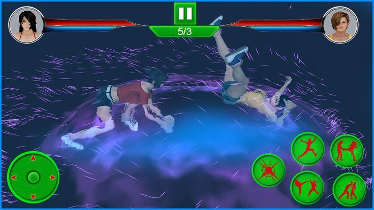 女勇士街头格斗手机游戏最新版下载图3: