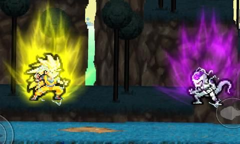 龙珠超级赛亚人游戏安卓版(Dragon SSJ Ball)图2: