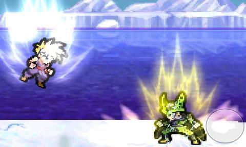 龙珠超级赛亚人游戏安卓版(Dragon SSJ Ball)图3: