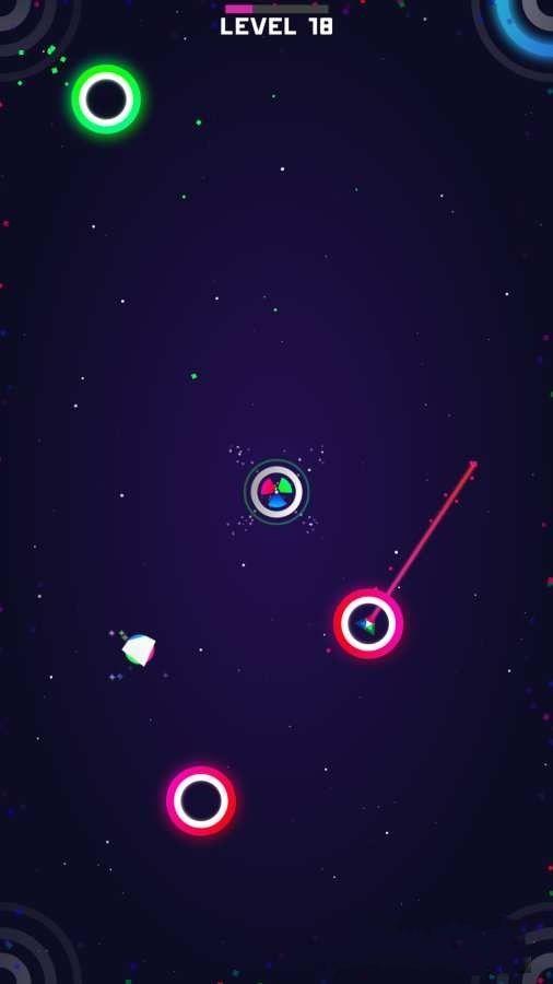 爆裂圆盘Disc Pop游戏下载最新版无限钻石图1: