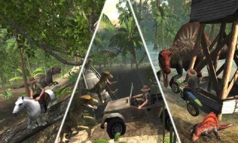 恐龙野生动物园进化官方下载安卓手机版图2: