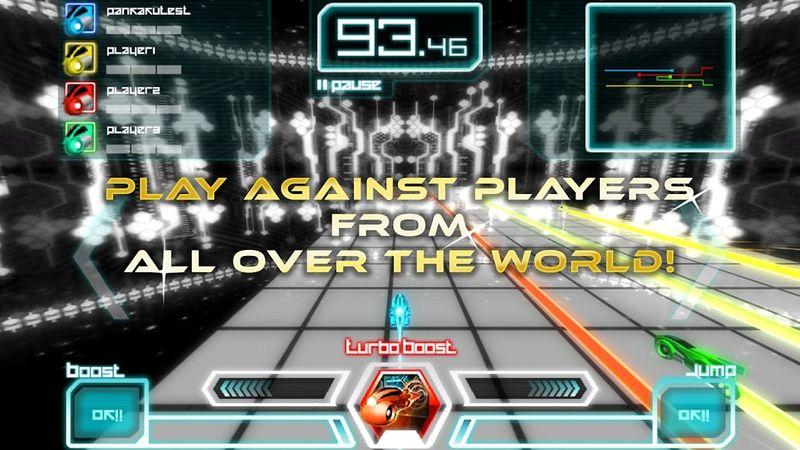 光线单车2安卓官方版游戏下载图1: