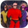 美国超级英雄游戏