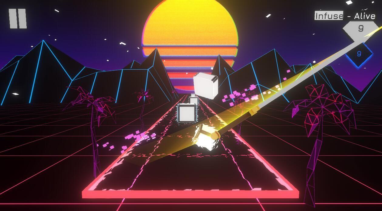 音乐杀手游戏下载正式版(Music Slayer)图2:
