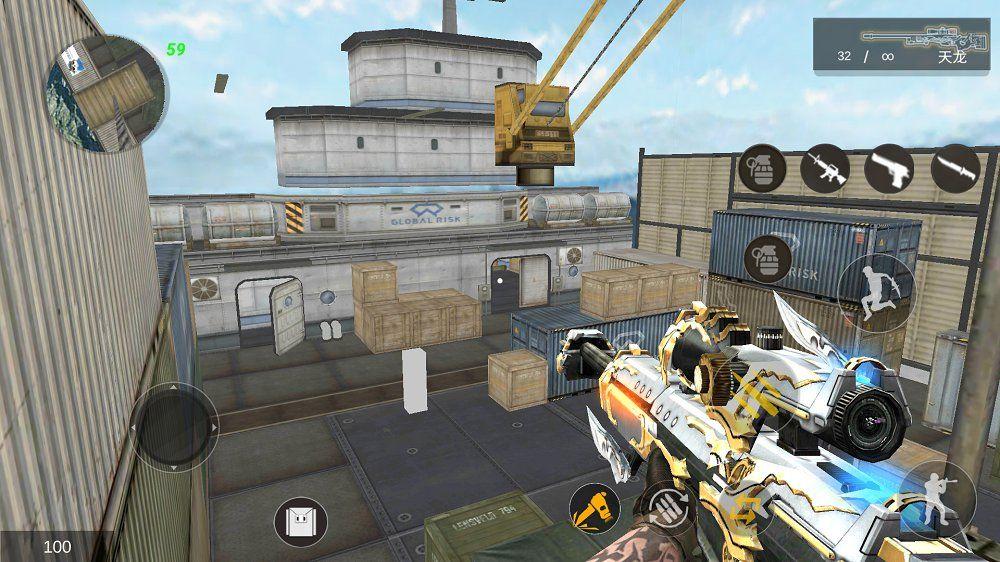单机版cf手机版游戏最新安卓版下载链接图2: