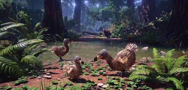 蜗牛游戏方舟公园VR官方网站下载中文最新版图4: