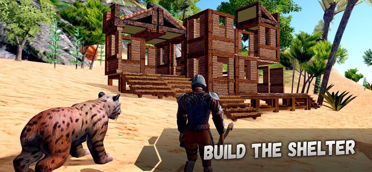 方块方舟生存进化手机版游戏官方下载最新版图2: