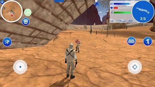 单机吃鸡模拟器游戏手机版官方下载图2: