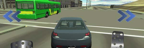模拟汽车驾驶类游戏合集