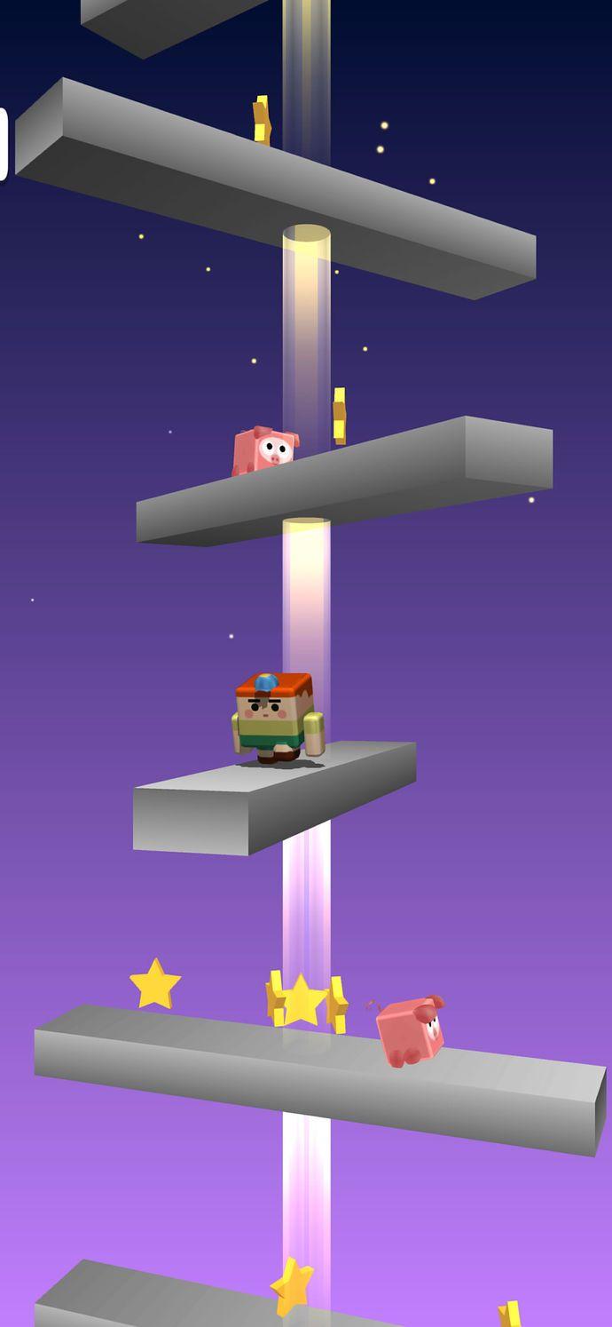 多跳几次手机游戏最新版下载(Jump More)图4: