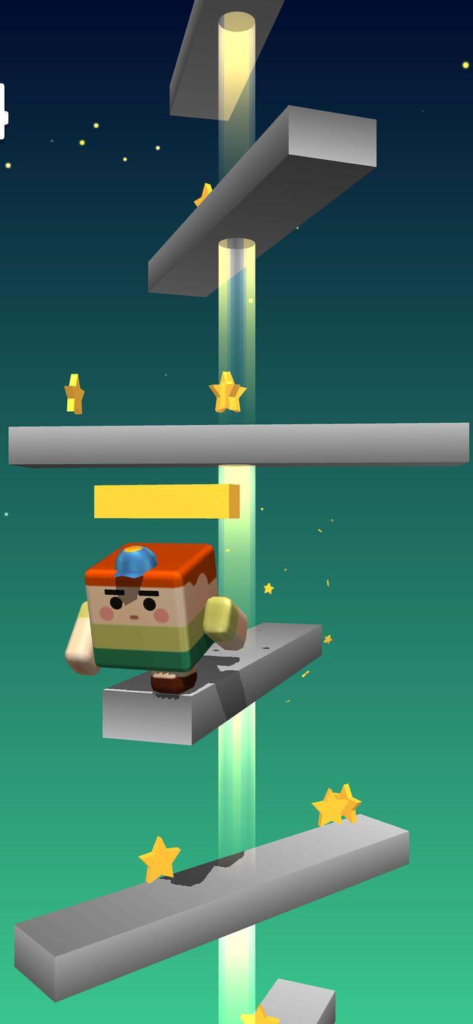 多跳几次手机游戏最新版下载(Jump More)图5: