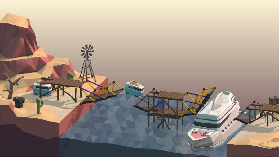 造桥鬼才手机游戏中文版下载图4: