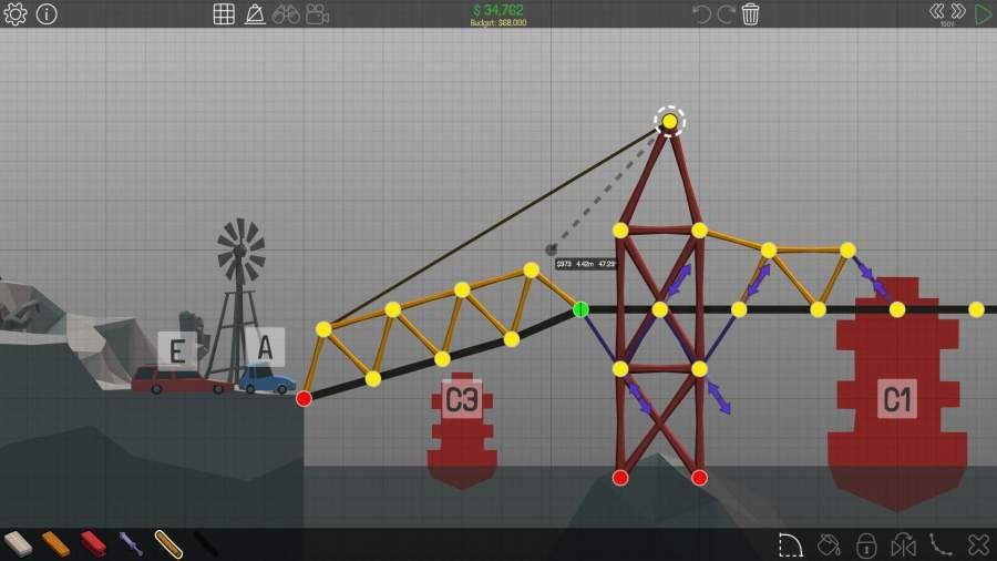 造桥鬼才手机游戏中文版下载图1: