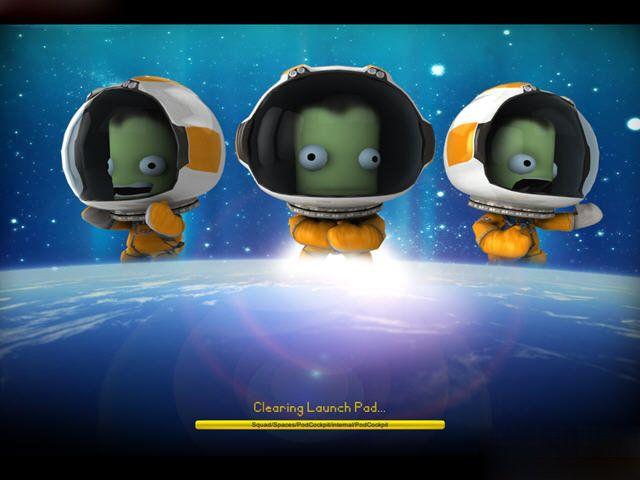 腾讯坎巴拉太空计划手机版地址下载游戏官方版图1: