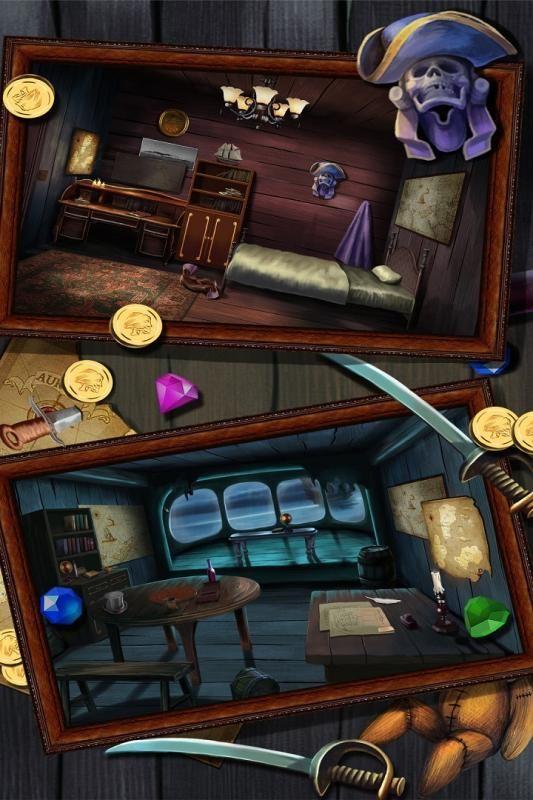 密室逃脱绝境系列2海盗船无限提示安卓修改版图4: