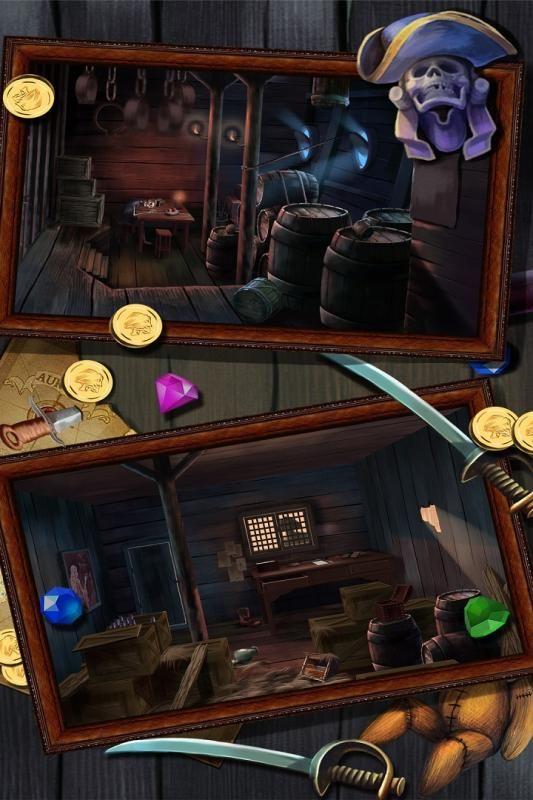 密室逃脱绝境系列2海盗船无限提示安卓修改版图1: