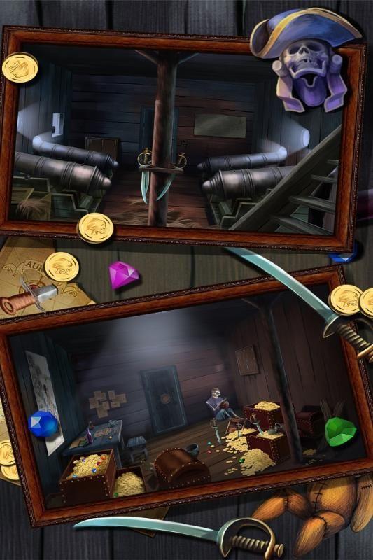 密室逃脱绝境系列2海盗船无限提示安卓修改版图5: