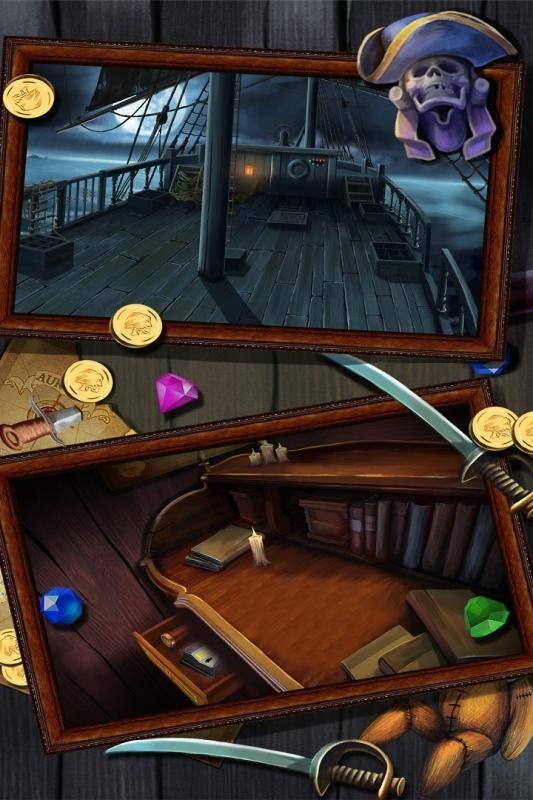 密室逃脱绝境系列2海盗船无限提示安卓修改版图3:
