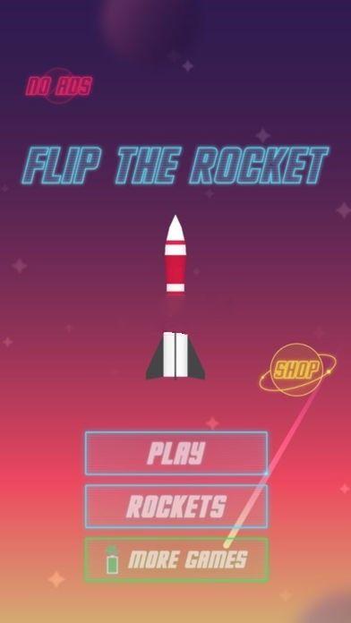 111%翻转火箭手机中文游戏最新地址下载(Flip The Rocket)图4: