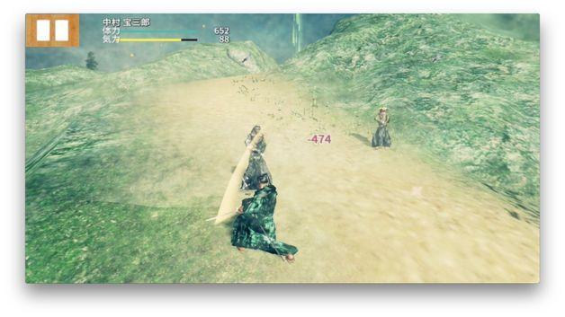 武士vs武士游戏下载最新版图1: