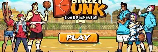 籃球游戲合集