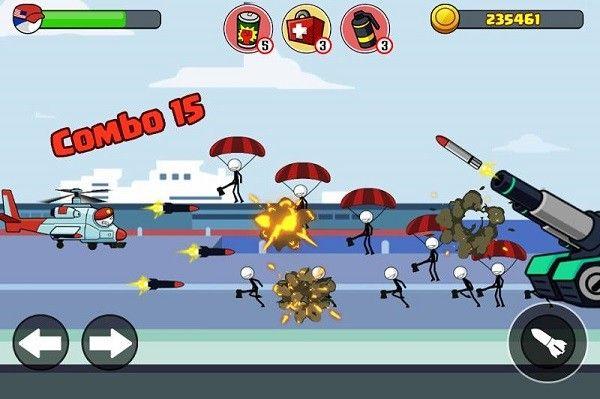 火柴人战士复仇之战手机游戏最新正版下载图4: