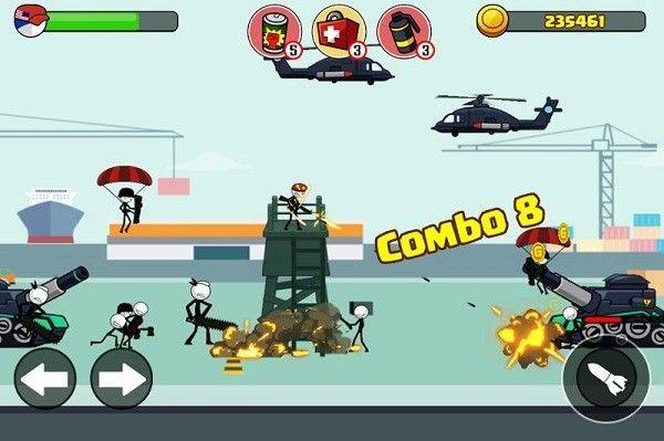 火柴人战士复仇之战手机游戏最新正版下载图3: