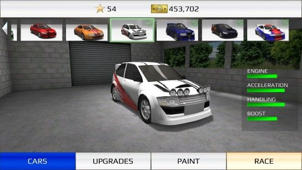 拉力赛车极限竞速安卓官方版游戏下载图4: