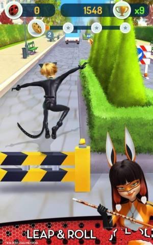 瓢虫少女与黑游戏图3