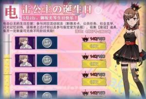 魔法禁书目录活动预告:学园都市第一的电击公主就要过生日啦图片7