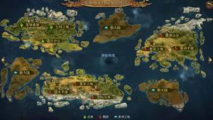 神谕文明内测版图2