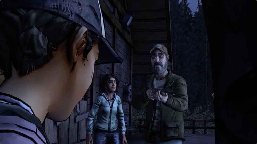 行尸走肉最终季手机游戏安卓体验版下载(Walking Dead The Final Season)图2: