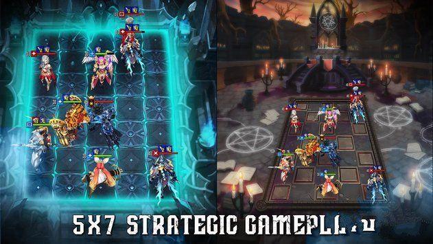 时空链战国服手游中文汉化最新版(Chain Strike)图4: