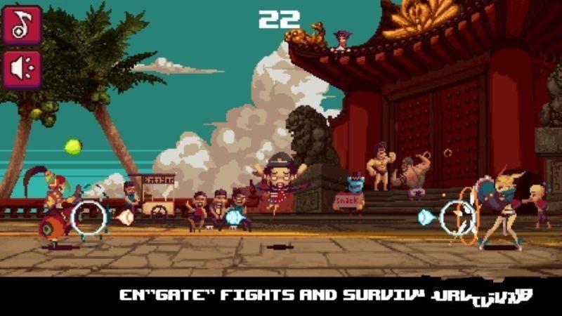 战士跳跃安卓官方版游戏图2: