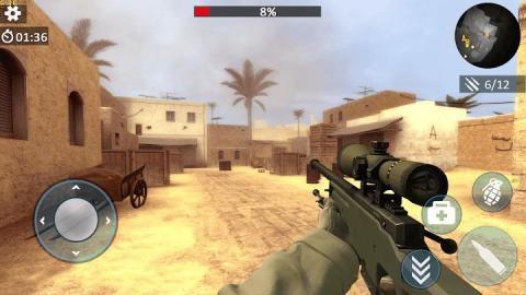 反恐精英射手游戏安卓版下载图1: