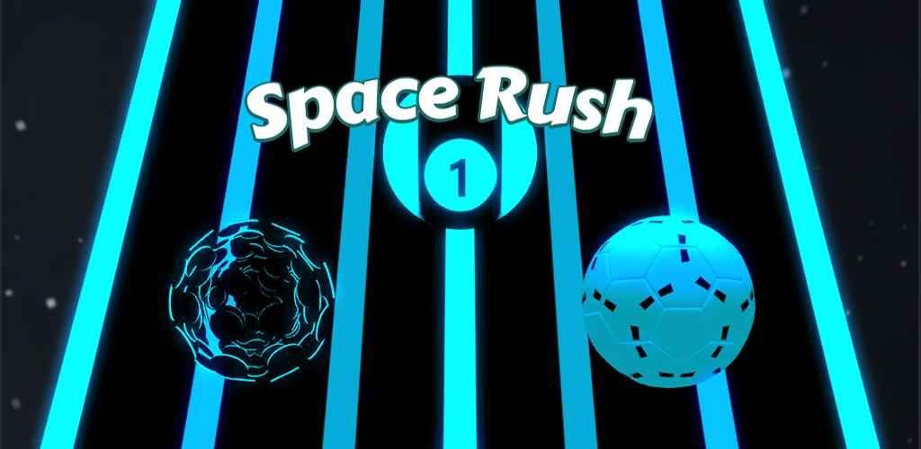 太空节奏球手机游戏官网下载最新版(Space Rush)图5: