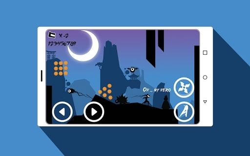 忍者失败安卓官方版游戏下载图3: