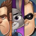 迪士尼英雄战斗模式手游安卓官方版下载 v1.0