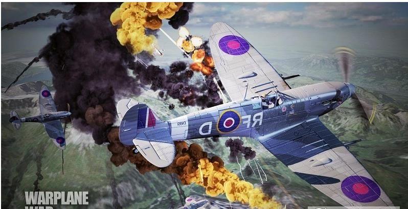 世界飞机大战空战无限金币修改版游戏下载图1: