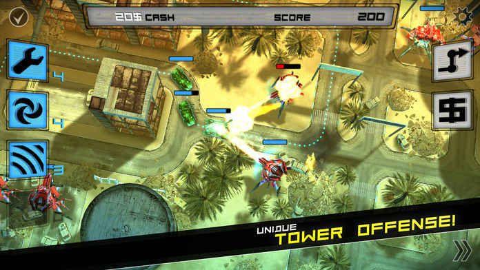 Anomaly Warzone Earth安卓官方版游戏(异形地球战区)图3: