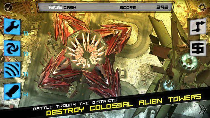 Anomaly Warzone Earth安卓官方版游戏(异形地球战区)图1: