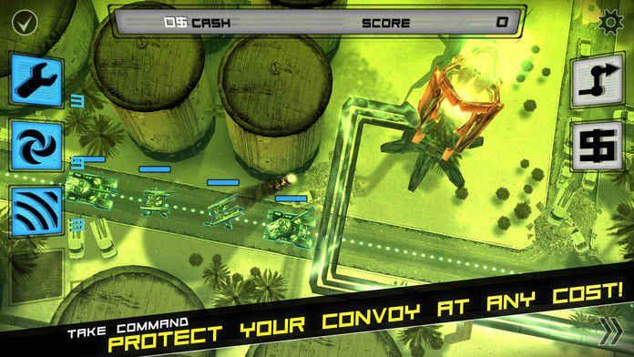 Anomaly Warzone Earth安卓官方版游戏(异形地球战区)图4:
