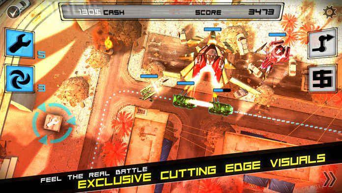Anomaly Warzone Earth安卓官方版游戏(异形地球战区)图2: