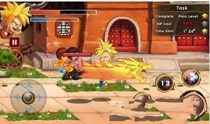 少年英雄传奇安卓官方版游戏下载图2: