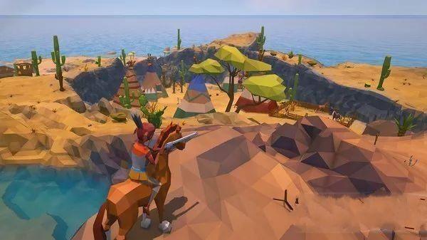 腾讯艾兰岛游戏官方下载手机版图1: