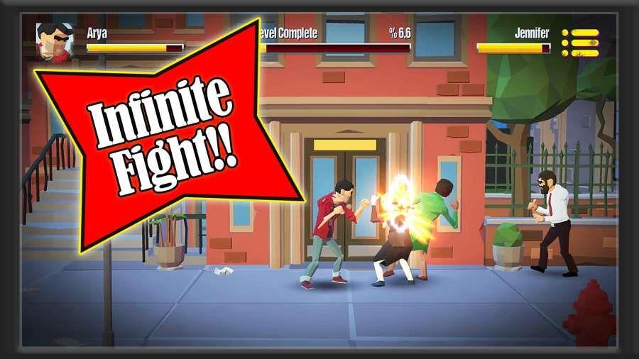 城市战士与街头帮派安卓中文版游戏图2: