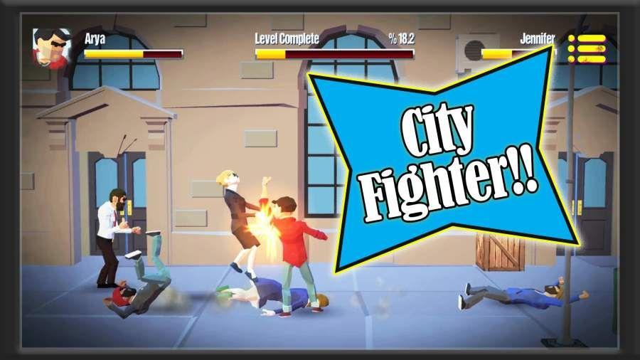 城市战士与街头帮派安卓中文版游戏图4: