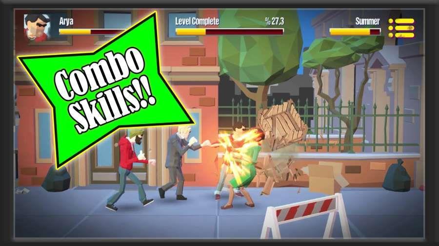 城市战士与街头帮派安卓中文版游戏图1: