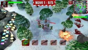 圣诞节大决战游戏图1